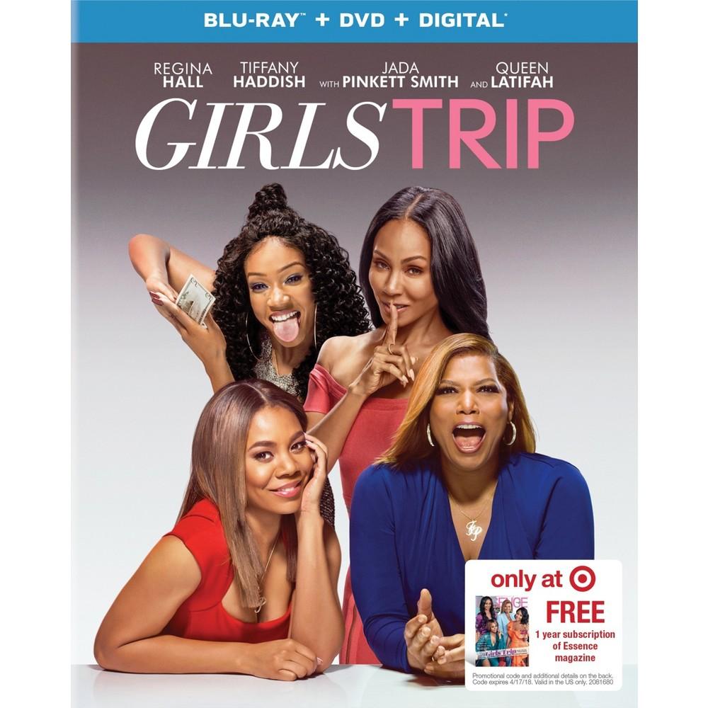 Girls Trip Target Exclusive (Blu-ray + Dvd + Digital)