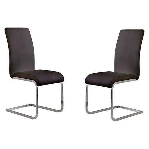 Amanda Side Dining Chair (Set of 2) - Armen Living - image 1 of 3