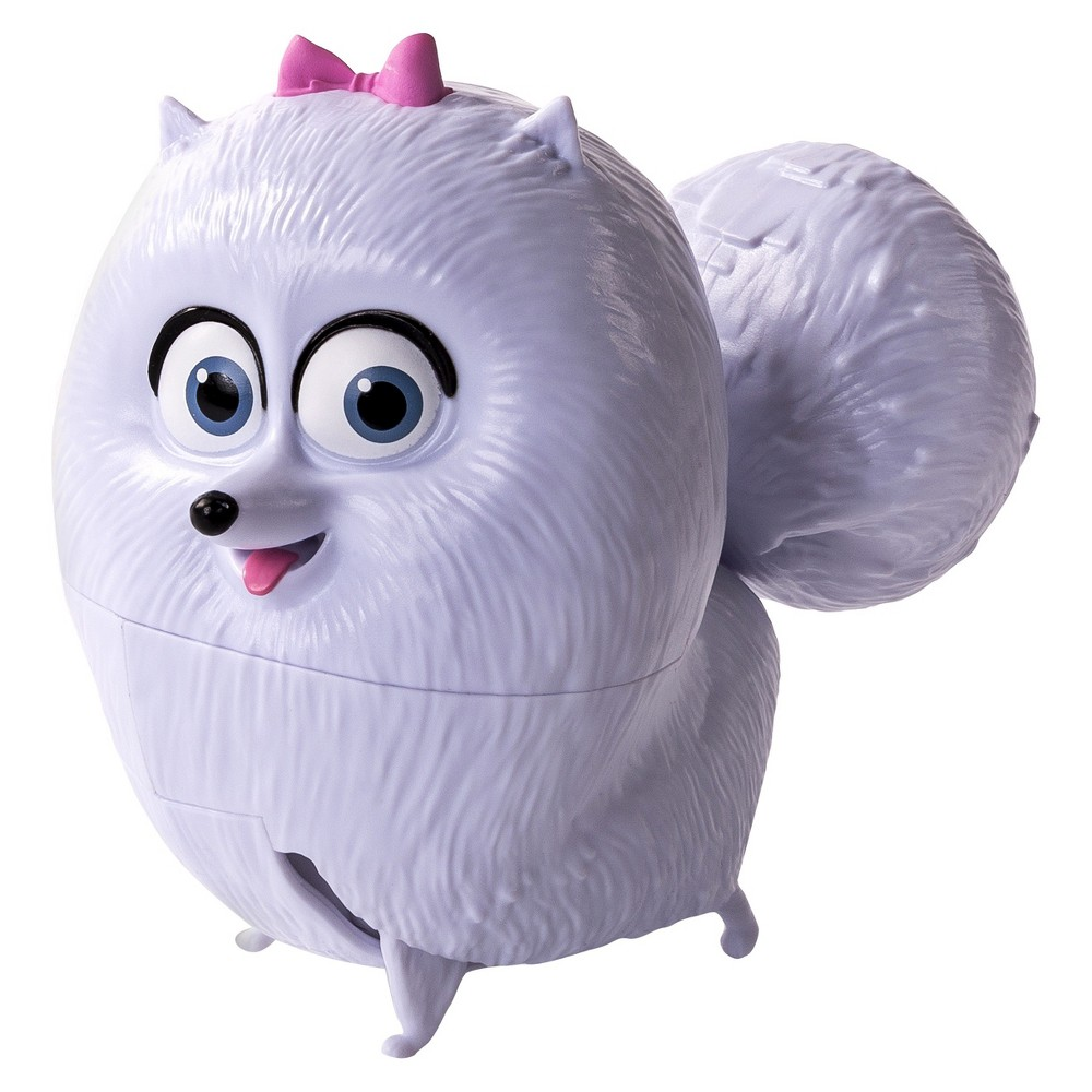 The Secret Life of Pets - Gidget Walking Talking Pets Figure Ever wonder what your pets do while you're not home? Explore The Secret Life of Pets with Walking Talking Pets figures! This colorful, lifelike Gidget action figure is fast and fierce — bouncing around and talking on command! Collect all of The Secret Life of Pets Walking Talking Pets figures to re-enact all of your favorite scenes from the movie. Bring home adventure and mischief with The Secret Life of Pets Walking Talking Pets figures. • Includes: 1 Walking Talking Pet, 1 Instruction Guide, 2 AAA batteries Gender: unisex.