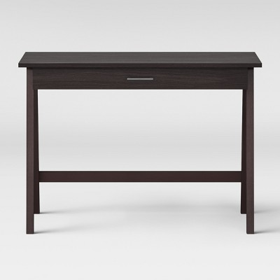 Paulo Wood Writing Desk with Drawer - Project 62™