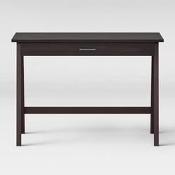 Paulo Wood Writing Desk with Drawers - Project 62™