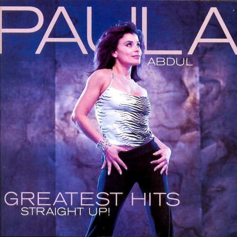 Paula Abdul - Greatest Hits:Straight Up (CD) - image 1 of 1