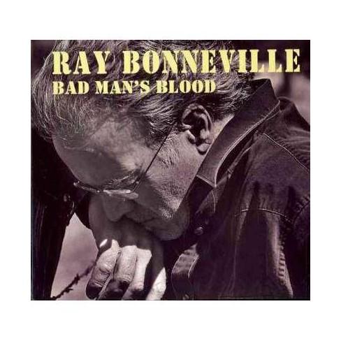Ray Bonneville - Bad Man's Blood (CD) - image 1 of 1