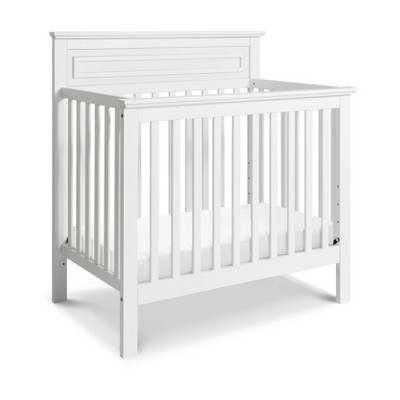 Davinci Autumn 4-In-1 Mini Crib And Twin Bed - White