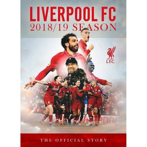 Liverpool FC 2018/19 Season, Volume 1 - by  Harry Harris (Hardcover) - image 1 of 1