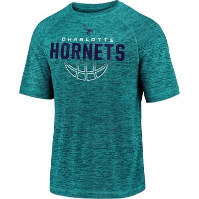 NBA Charlotte Hornets Men's Synthetic Short Sleeve T-Shirt
