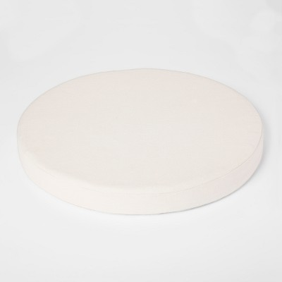 Cream Round Chairpad - Project 62™
