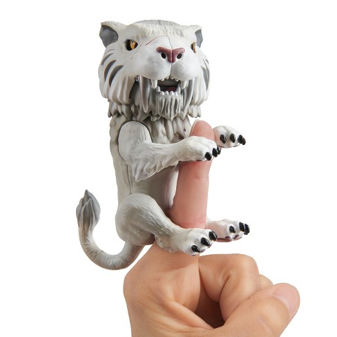 d72f9dc6e Fingerlings Untamed Sabre Tooth Tiger Silvertooth : Target