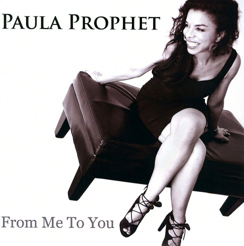 Paula Prophet - From Me To You (CD) - image 1 of 1