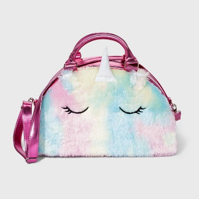 Girls' Unicorn Tie-Dye Weekender Bag - Cat & Jack™