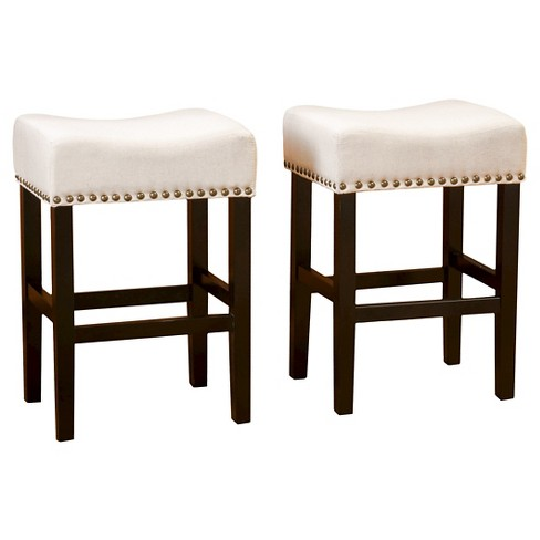Tremendous 26 Laramie Counter Stool Beige Set Of 2 Christopher Knight Home Gmtry Best Dining Table And Chair Ideas Images Gmtryco