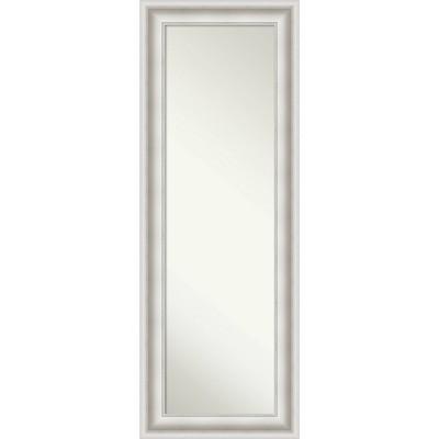 "20"" x 54"" Parlor Framed Full Length on the Door Mirror - Amanti Art"