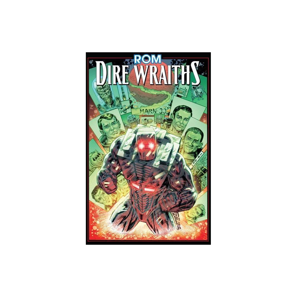 Rom Dire Wraiths Rom By Chris Ryall Paperback