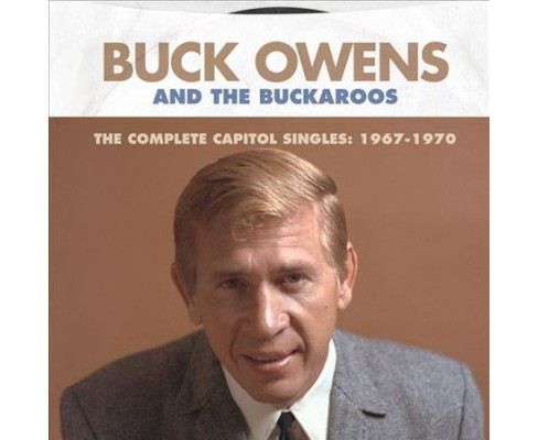 Buck & His Bu Owens - Complete Capitol Singles:1967?1970 (CD) - image 1 of 1