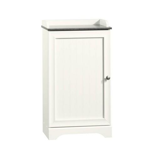 Caraway Decorative Floor Cabinet White