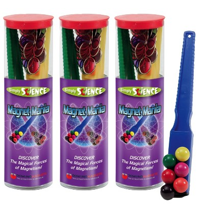 Dowling Magnets Simply Science Magnetic Kit - Set of 3