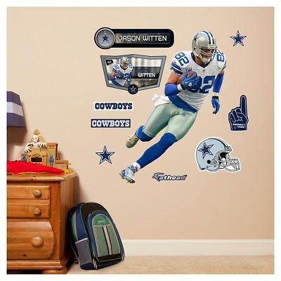 Dallas Cowboys Fathead® Decorative Wall Art Set - 40 x3 x3
