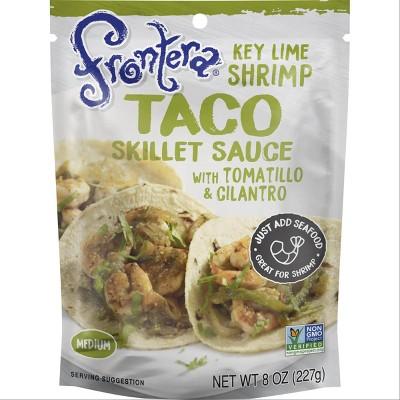Frontera Key Lime Taco Skillet Sauce - 8oz