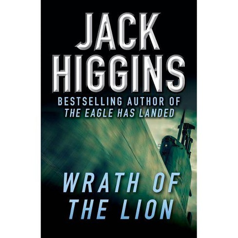 Wrath of the Lion - by  Jack Higgins (Paperback) - image 1 of 1