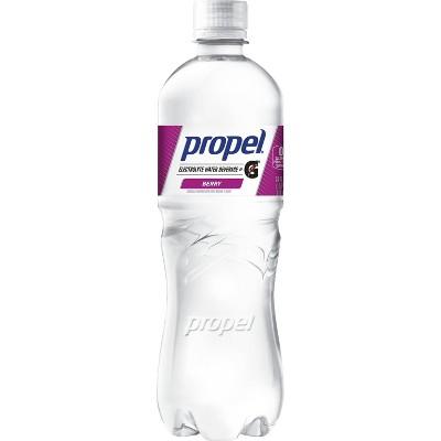 Propel Berry Flavor Electrolyte Water Beverage - 24 fl oz Bottle