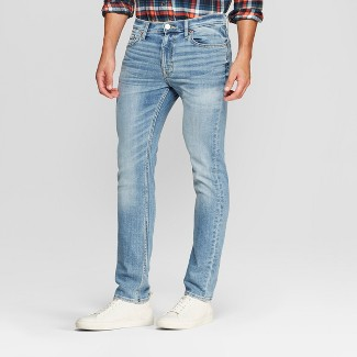 Men's Slim Fit Jeans - Goodfellow & Co™ Light Wash 30x30