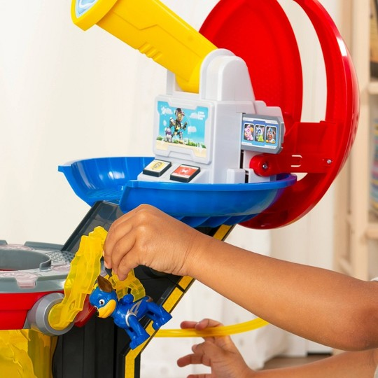 PAW Patrol Super Mighty Pups Lookout Tower - Chase image number null
