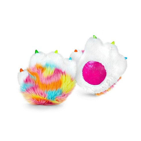 Rainbow Butterfly Action Power Kitty Paws - image 1 of 4