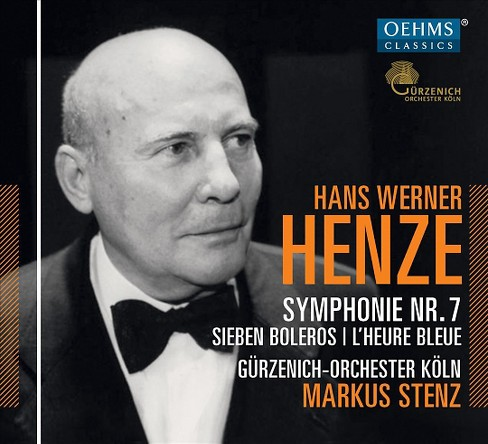 Guerzenich orchestra - Henze:Symphony no 7 (CD) - image 1 of 1