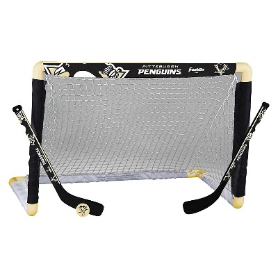 Franklin NHL Pittsburgh Penguins Mini Hockey Set