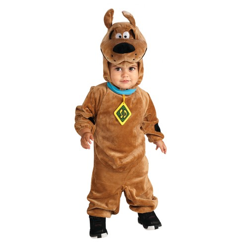 Scooby-Doo Baby Costume Brown - image 1 of 1