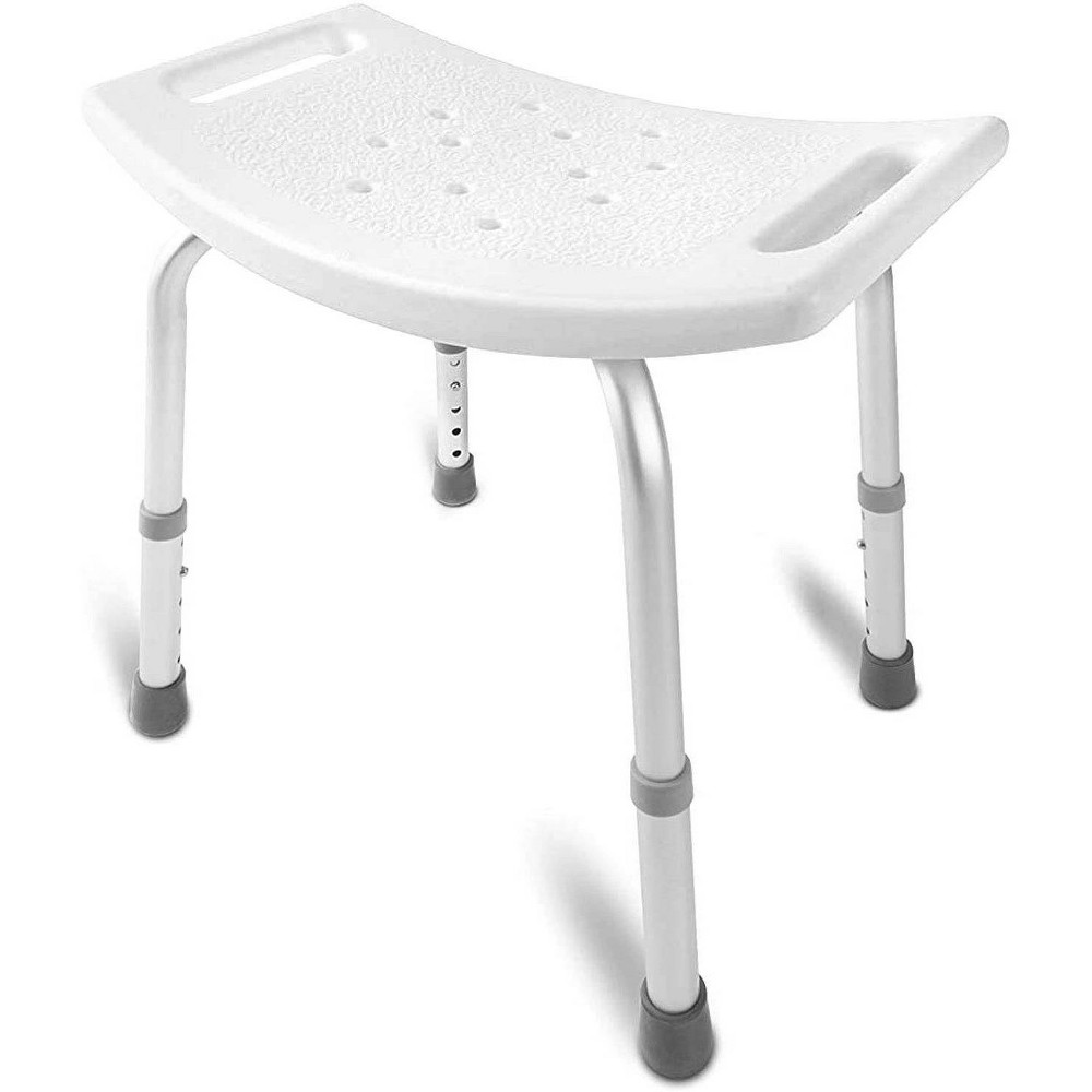 Dmi Adjustable Heavy Duty Non Slip Alum Body Bath And Shower Bench Seat Healthsmart