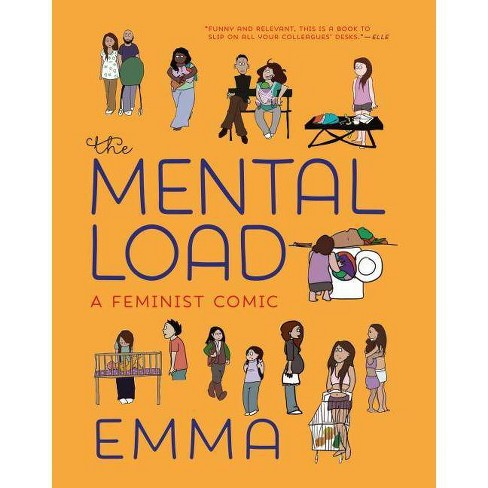 The Mental Load - by  Emma (Paperback) - image 1 of 1