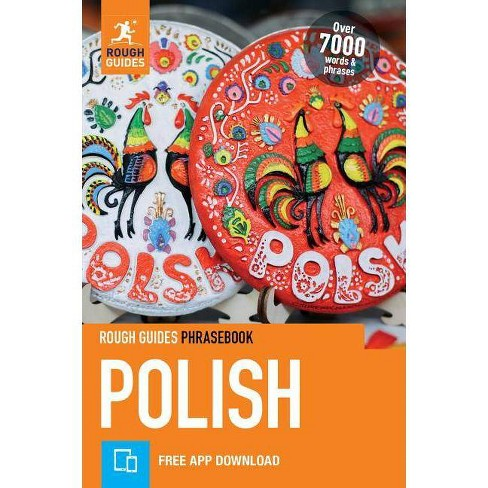 Rough Guides Phrasebook Polish - (Rough Guides Phrasebooks) 5 Edition (Paperback) - image 1 of 1