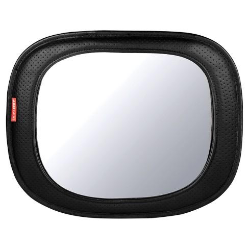 Skip Hop STYLE DRIVEN Backseat Mirror - Tonal Chevron - image 1 of 3