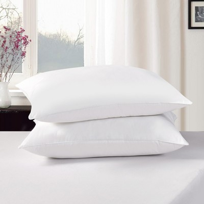 Puredown Down Feather  Bed Pillow
