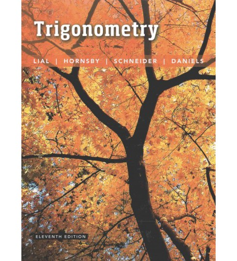 Trigonometry (Hardcover) (Margaret L. Lial) - image 1 of 1