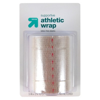 Neutral Latex-Free Elastic Athletic Wrap - up & up™