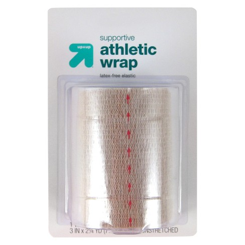 Neutral Latex-Free Elastic Athletic Wrap - up & up™ - image 1 of 2