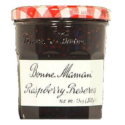 Bonne Maman Raspberry Preserves - 13oz