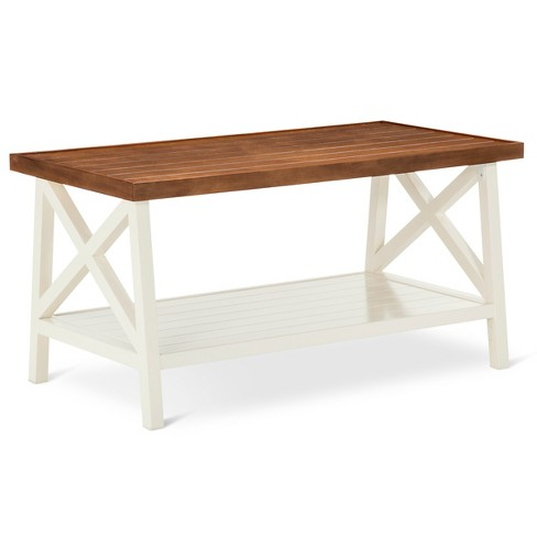 Larkspur Coffee Table - Off White - image 1 of 3