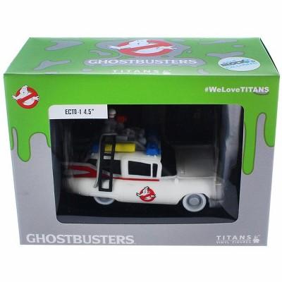"Titan Toys Ghostbusters Ecto 1 4.5"" Vinyl Figure"
