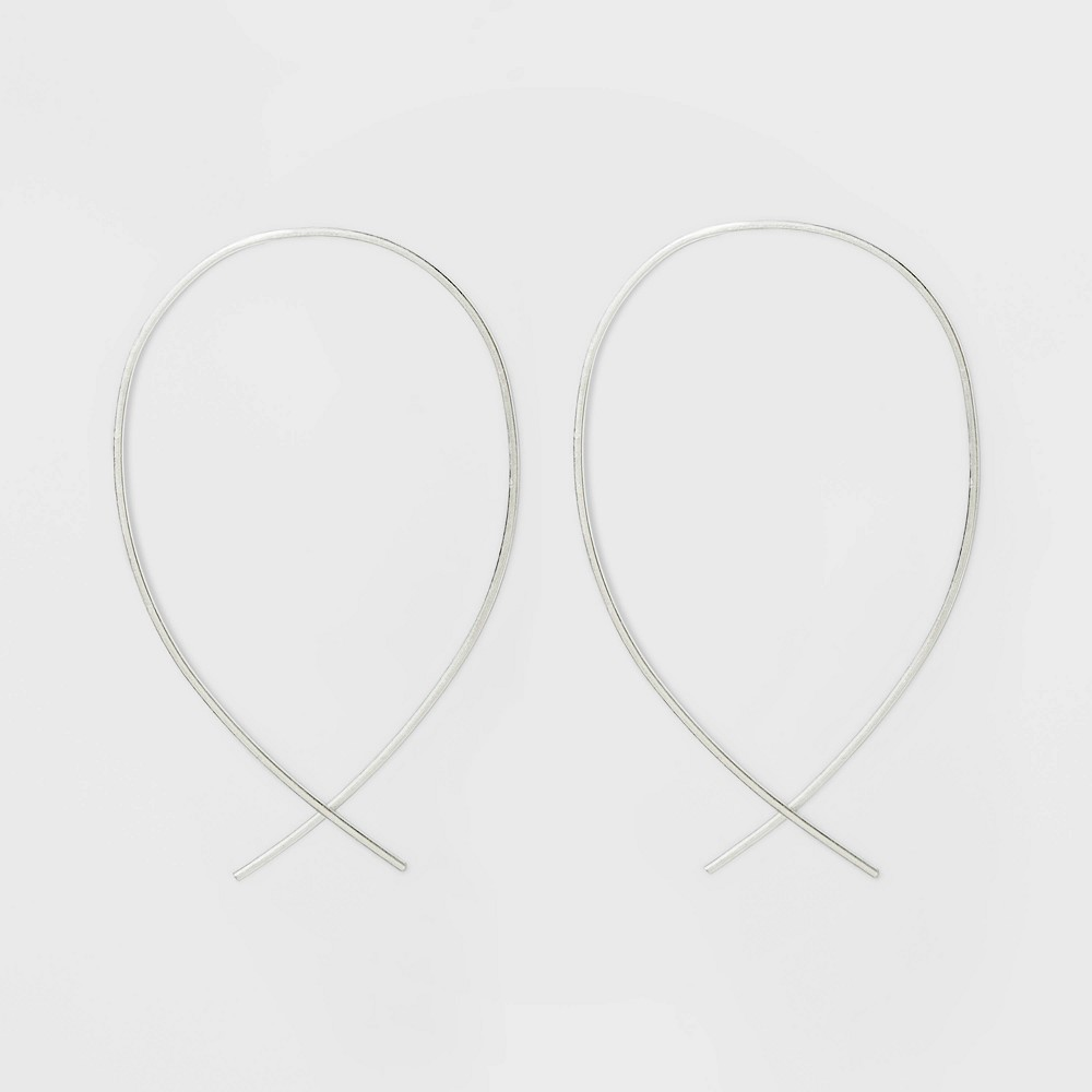 Wire Earrings Universal Thread 153
