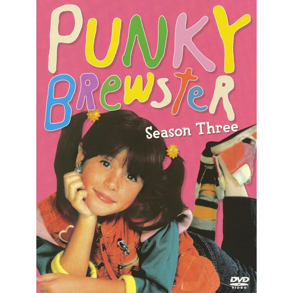 Punky Brewster: Season Three [4 Discs]