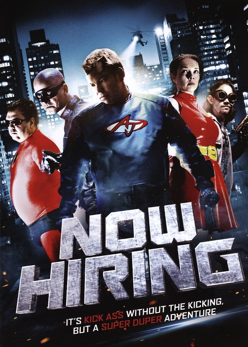 Now hiring (DVD) - image 1 of 1