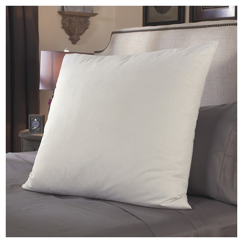 Restful Nights European Square Pillow - White - image 1 of 1