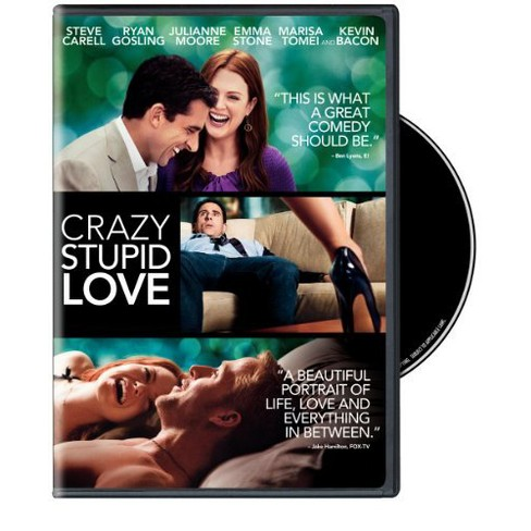 Crazy Stupid Love (dvd_video) - image 1 of 1