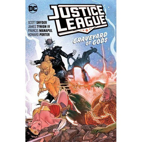 Justice League Vol. 2: Graveyard of Gods - by  Scott Snyder & James IV Tynion (Paperback) - image 1 of 1