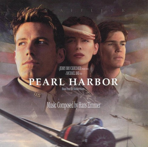 Various - Pearl harbor (Ost) (CD) - image 1 of 5