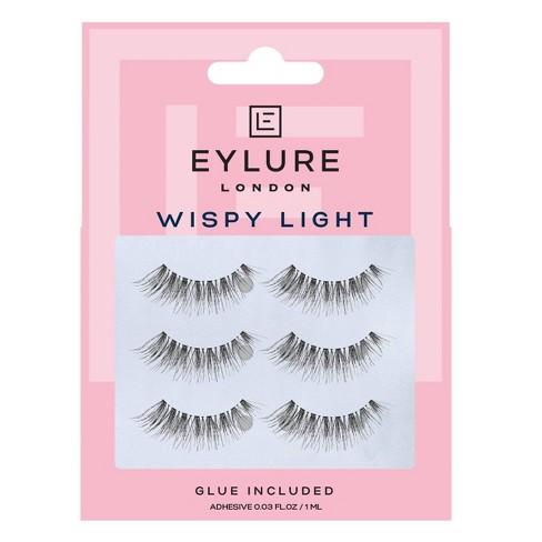 Eylure False Eyelashes Wispy Light No. 117 - 3pr - image 1 of 4