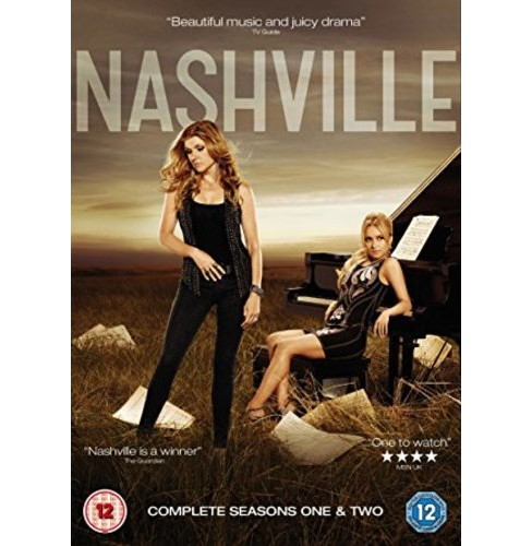 Nashville: Seasons 1 and 2 (DVD) - image 1 of 1